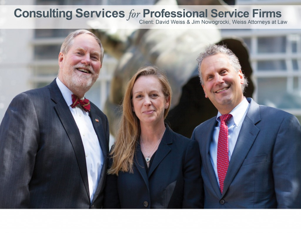 marketing and communications consultation for professional service firms