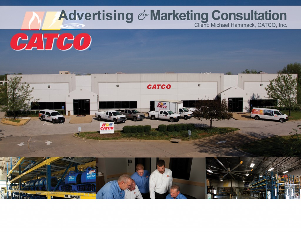 Advertising and promotional material marketing consultation services
